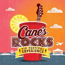 Cane's Rocks Nederland Tx 2015
