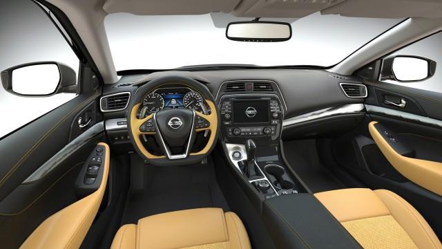 2016 Nissan Maxima test drive Beaumont Tx