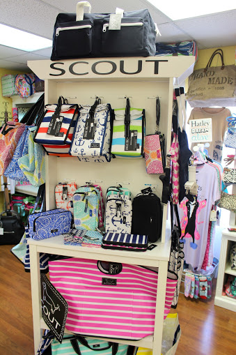 Bando's Beaumont Gift Shop Scout Boutique