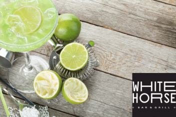 White Horse Grill - Beaumont happy hour specials