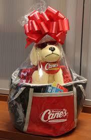 Raising Cane's Gift Basket