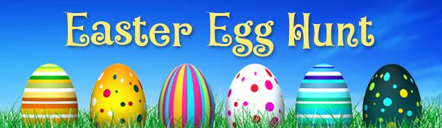 Easter Egg Hunt Beaumont TX