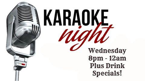 White Horse Bar & Grill Karaoke Night Wednesday