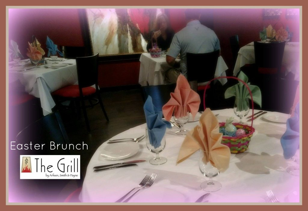 Easter dining Beaumont TX, Easter restaurant Beaumont TX, Easter brunch Beaumont TX, The ASP Grill, The Grill Beaumont TX, restaurant recommendation Beaumont TX
