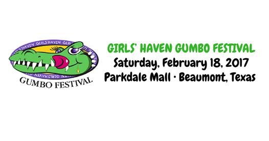 Girl's Haven Gumbo Festival, Gumbo Festival Beaumont TX, Gumbo Festival SETX, Gumbo Festival Southeast Texas