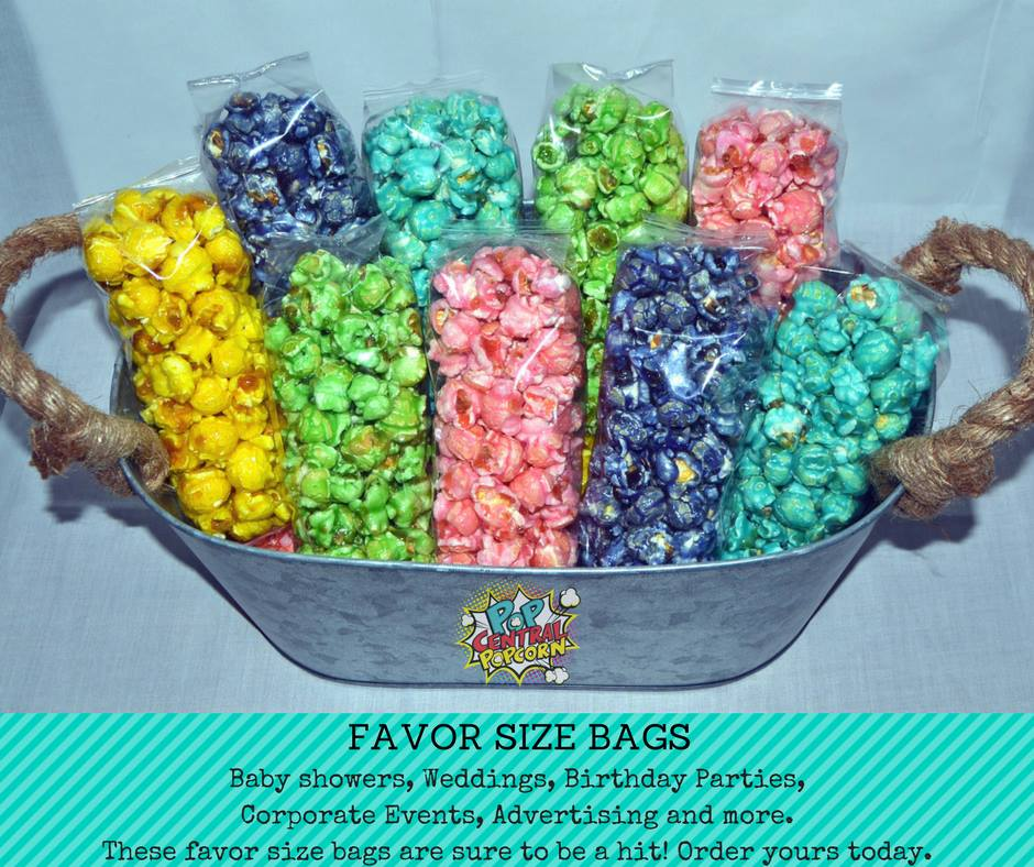 Popcorn Ideas: Well Known Popcorn Favors For Birthday @WL45