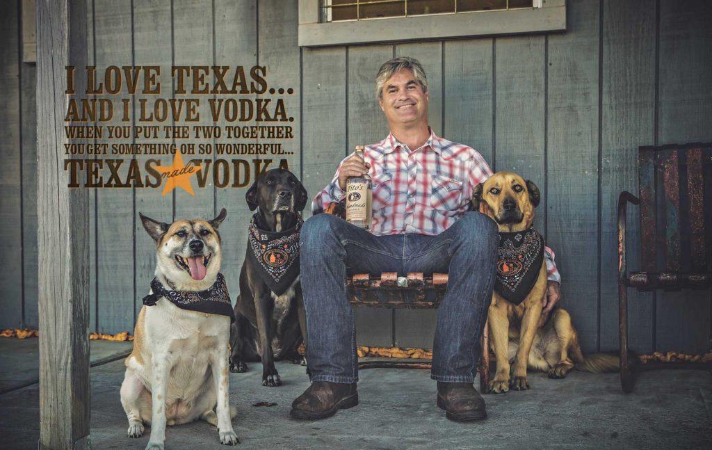 Vodka Southeast Texas, Titos Vodka, Titos Vodka Beaumont TX, Titos Vodka SETX, Titos Vodka Golden Triangle, Vodka Beaumont TX, vodka tasting Beaumont TX, premium vodka Beaumont TX