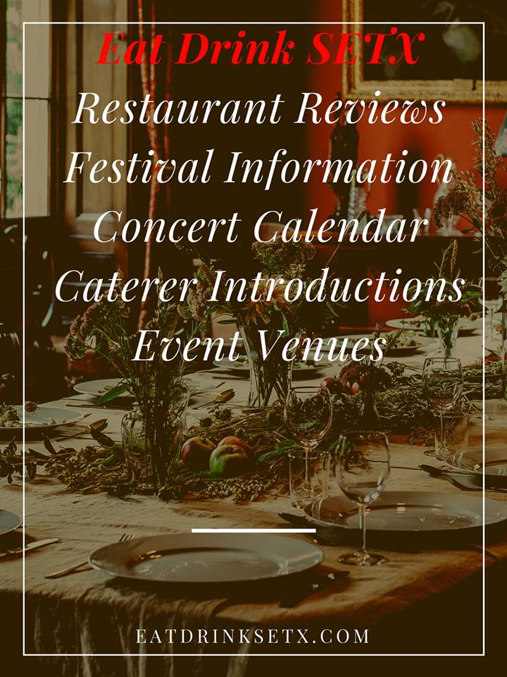 Restaurant Reviews Southeast Texas, Restaurant Guide Southeast Texas, Restaurant Reviews Golden Triangle TX, Restaurant news Beaumont, Festivals Southeast Texas, SETX live music, live entertainment Eaumont TX, entertainment Port Arthur