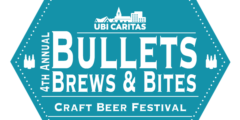 Bullets Brews and Bites, Bullets Brews and Bites 2019, Courville's Beaumont, Rich Courville, Denise Berry, Beaumont Events, SETX events, Southeast Texas events, craft beer Beaumont TX, beer tasting Beaumont,