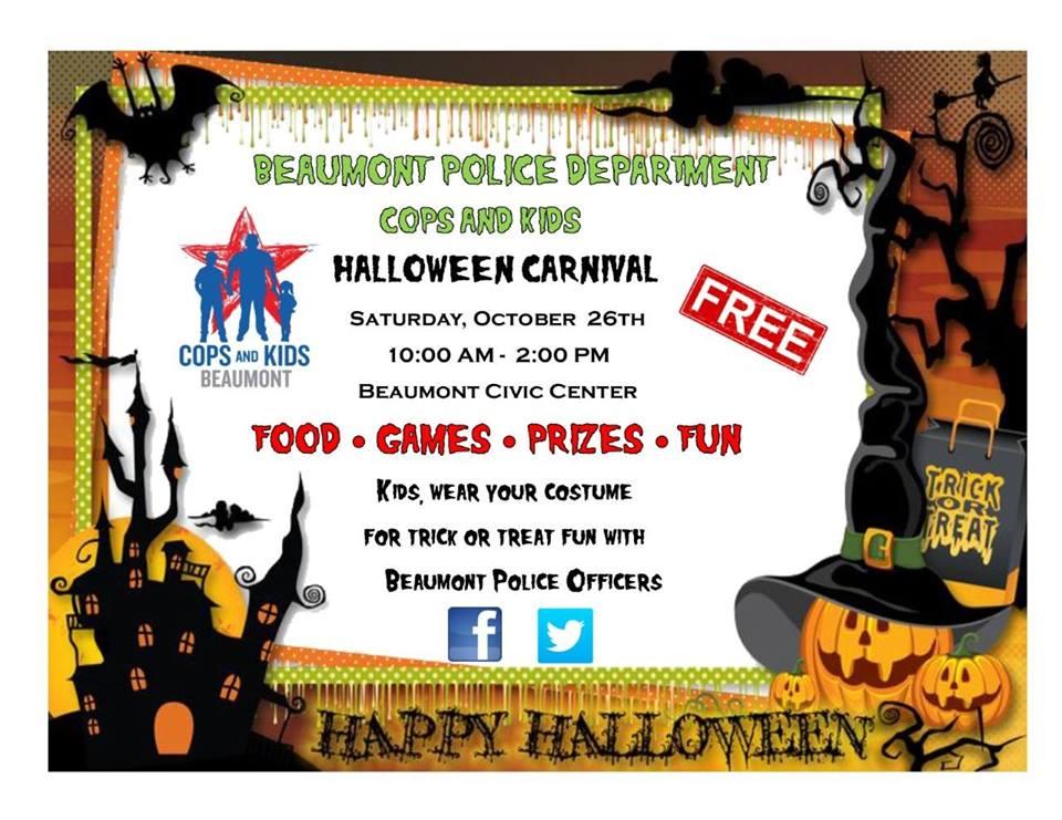 Halloween Beaumont TX, Beaumont Halloween events, Southeast Texas Halloween, SETX Halloween,