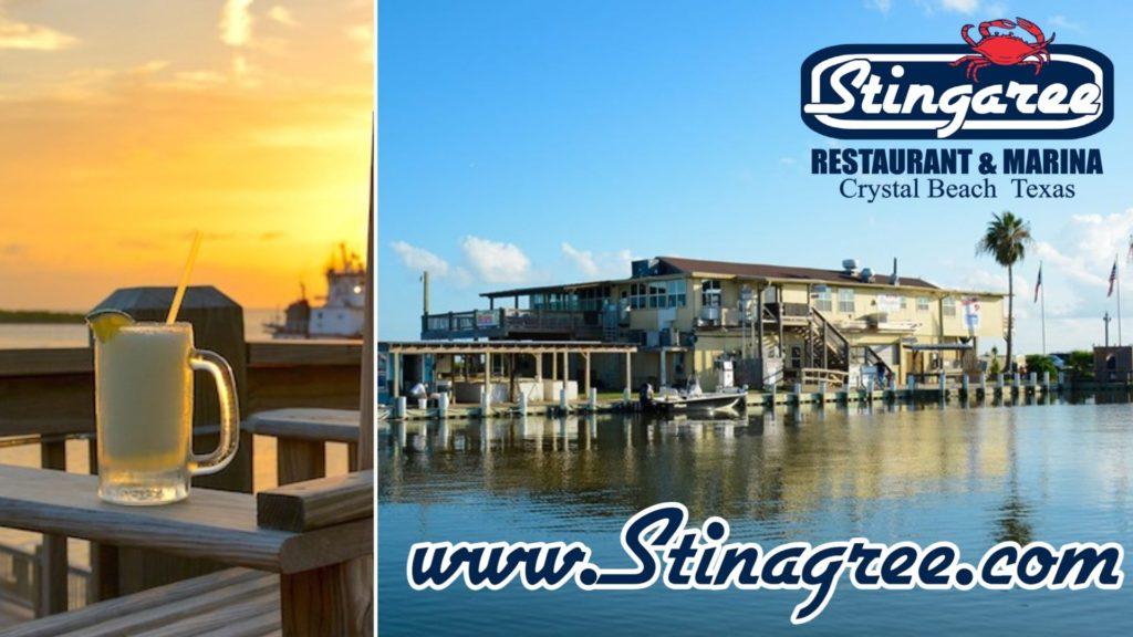 happy hour Bolivar peninsula, boat ramp Crystal Beach, Southeast Texas beach guide, steaks Crystal Beach TX,.